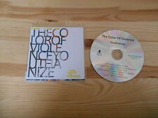 CD Pop The Color Of Violence - Youthanize (10 Song) Promo EPITAPH EUROPE