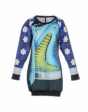 Adidas by Mary Katrantzou Long Kleid Gr. M 40 * Neu
