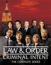 Law And Order Criminal Intent Complete Season Series 123456789 10 DVD Box Set R4