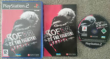 The King of Fighters 2002 for Sony PlayStation 2 (PAL)