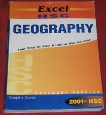 Excel HSC ~ GEOGRAPHY ~ Rosemary Pashley ~ COMPLETE COURSE