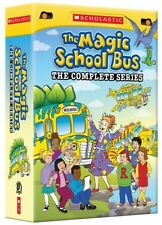 The Complete series of the Magic School Bus dvd collection (8 Discs)