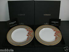 Versace 2010  Christmas in Your Heart   2 x  Brotteller 18 cm Neu & Ovp 1.Wahl