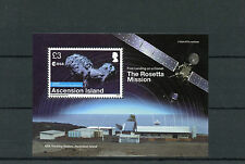 Ascension Island 2014 MNH Rosetta Mission 1v S/S Space Landing Comet ESA