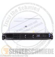 IBM x3550 M4 x4 Intel XEON E5-2600 Server Konfigurator Serverschmiede vmware