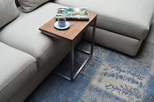 Beistelltisch Couchtisch Sofatisch Tisch Anstelltisch Kaffeetisch Holz Metall