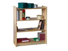 KELLY Regal Bücherregal Raumteiler Stauraumelement Schrank Kiefer massiv 100 cm