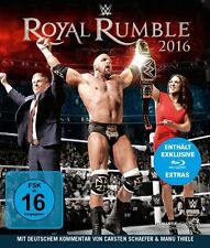Blu-ray * WWE - ROYAL RUMBLE 2016  # NEU OVP &