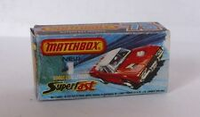 Repro Box Matchbox Superfast Nr. 1 Dodge Challenger