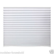 New IKEA SCHOTTIS Pleated blind, white window covers 90 x 190cm -B786