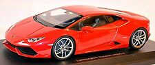 Lamborghini Huracan LP610-4 Coupe 2014-16 rot red metallic 1:18 Kyosho