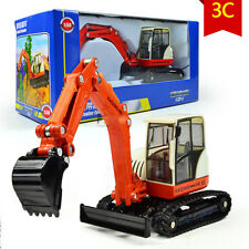 Crawler Excavator Construction Vehicles 1:50 Diecast Model Car Toy