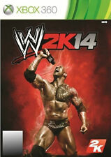 WWE 2K14 Xbox 360 Game PAL + Booklet