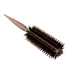 Portable Curly Hair Comb Round Brush Bristle Anti-static Hairdressing Home