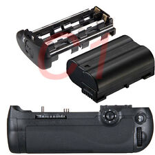 NEW Battery Grip for Nikon D600 D610 DSLR +1x EN-EL15 1600mAh as MB-D14 camera