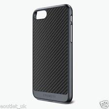 Cygnett UrbanShield - Carbon Fiber Case/Cover for iPhone 7 Plus Gunmetal NEW