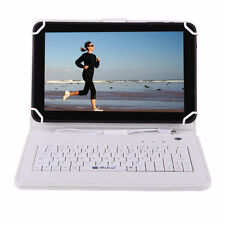 "iRULU eXpro X1 9"" 8GB Android 4.4 Dual Camera Quad Core WIFI Tablet w/ Keyboard"