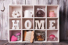 STUNNING SHABBY CHIC STYLE HOME CANVAS #884 WALL HANGING PICTURE ART A1
