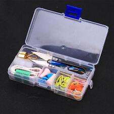 Knitting Sewing Crochet Yarn Stitch Accessories Supplies With Tools Kits