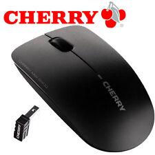 CHERRY MW 2400 - Maus - Infrarot - 3 Tasten - drahtlos - 2.4 GHz - kabellose USB