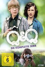 2 DVDs * Q & Q - DIE KOMPLETTE SERIE # NEU OVP !