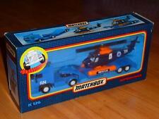 MATCHBOX SUPERKINGS K-126 DAF HELICOPTER TRANSPORTER MIT OVP !!!