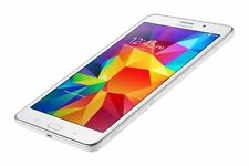 "Samsung Galaxy Tab 4 SM-T235 Tablet 8GB Wi-Fi + 4G Unlocked 7"" White 5.1.1 OS"