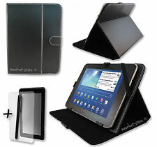 "Black PU Leather Case Stand for Pocketbook SURFpad 4 L 9.7"" Inch Tablet PC"