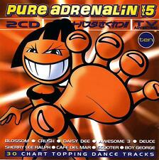 PURE ADRENALINE - VOLUME 5 / VARIOUS ARTISTS -  2 CD SET