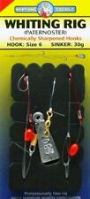 Neptune Whiting Pre Tied Fishing Rig Size 6
