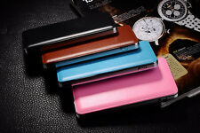 AU 50000mAh 2 USB Portable Power Bank External Backup Battery Charger For Phone