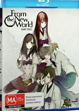 Brand New From the New World Part 2 Anime Blu Ray