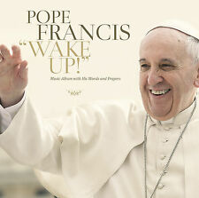"Papst Franziskus (Pope Francis) ""wake up"" CD Digipack NEU Album 2015"