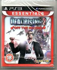 Dead Rising 2 Off The Record  'New & Sealed' FREE P&P  *PS3*