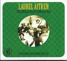 Laurel Aitken - The Singles Collection 1959-1962 (2CD 2014) NEW/SEALED