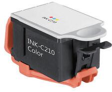 1x XXL PATRONEN INK-C210 für Samsung CJX-1000 CJX-1050W CJX-2000FW Color