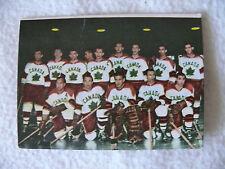 Heinerle Sammelkarte   Eishockey-Weltmeister Kanada