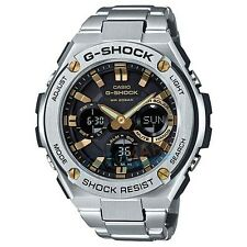 *New* Casio G-Shock GST-S110D-1A9 Stainless Steel Band Watch Brand