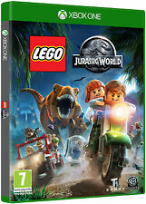 LEGO JURASSIC WORLD - XBOX ONE - NEW & SEALED - UK RELEASE - FREE UK POST