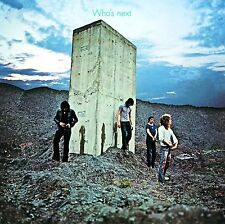 THE WHO ~ WHO'S NEXT NEW CD ALBUM REMASTERED AND EXPANDED WITH 7 BONUS TRACKS