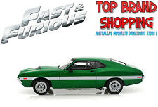 1:43 DIE-CAST FAST AND THE FURIOUS FENIX'S 1972 FORD GRAN TORINO SPORT FREE POST