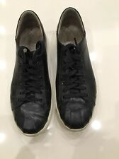 Men's Alexander McQueen Size 42 Black Shoes Trainers