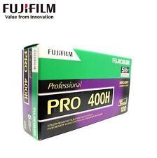 5 Roll Fujifilm FUJI Fujicolor PRO 400H 120 Color ISO 400 Negative Film EXP.2017
