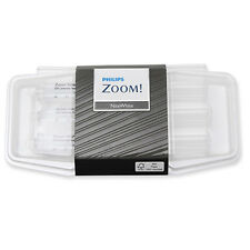 PHILIPS ZOOM! Home Teeth Whitening Gel, Nite White 10% ACP & Self Moldng Trays