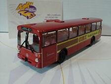 """Brekina 50747 # Mercedes Benz O 305 Stadt-Linienbus """" Konstanz-OBI """" in rot 1:87"""