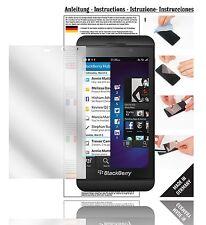 6x Displayschutzfolien für Blackberry Z10 Schutzfolie Klar Folie