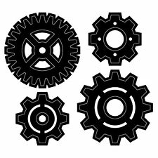 Gears Dies Darice for Cardmaking,Scrapbooking, etc