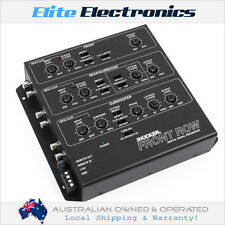 KICKER 12ZXDSP1 FRONT ROW 6 CHANNEL DIGITAL SIGNAL PROCESSOR 24-BIT DAC 5.1