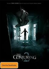 The Conjuring 2 (Dvd) Horror, Sci-Fi, Thriller, Mystery Film
