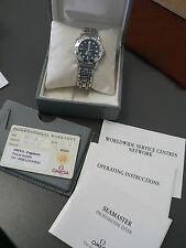35) Omega Seamaster Prof.300 36mm Armbanduhr OVP